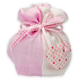 Sacchetto confetti bomboniere A1837-03