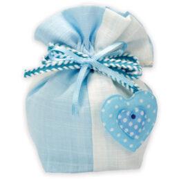 Sacchetto confetti bomboniere A1837-04