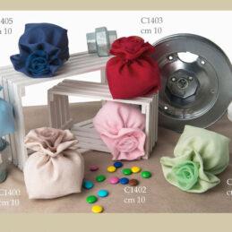Sacchetto confetti bomboniere C1399-C1405-CAPRI