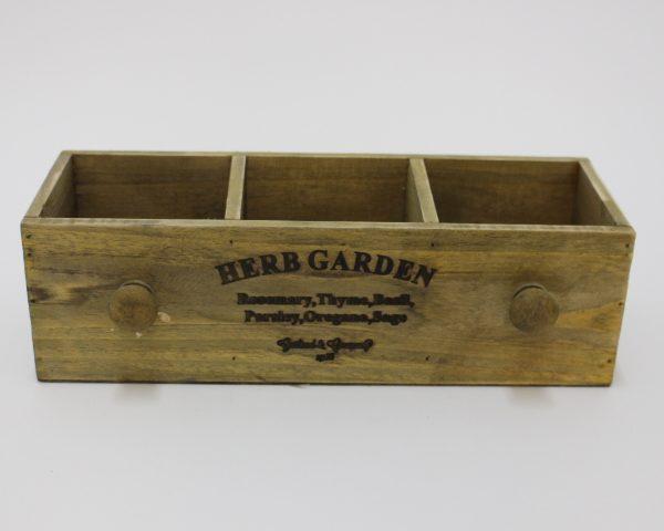 Box portafiori in legno 66620 for Portafiori in legno