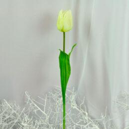 Fiori artificiali Tulipano Bianco 114079.05