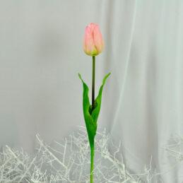 Fiori artificiali Tulipano Rosa cod 114079.03