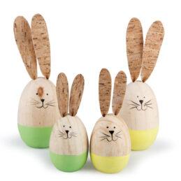 Applicazioni conigli pasquali