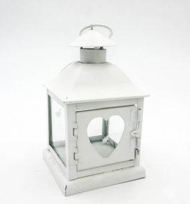Bomboniera Lanterna Porta candela con Cuore