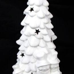 Albero led natalizio