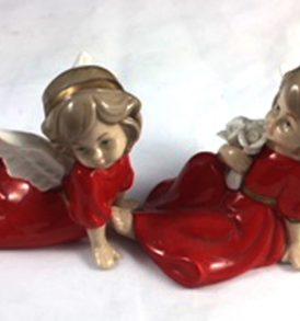 Angioletti natalizi decorativi