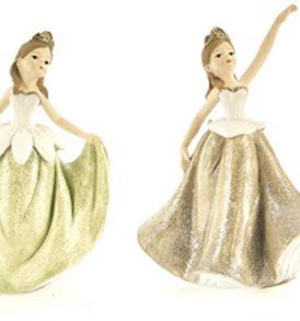 Bomboniera ballerina principessa colorata