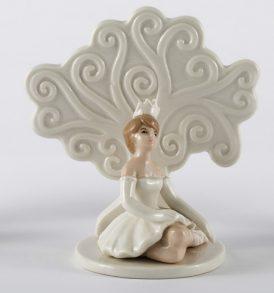 Bomboniera ballerina principessa con albero della vita
